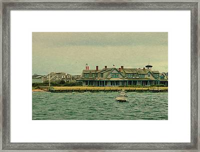 Nantucket Seas   Framed Print by JAMART Photography