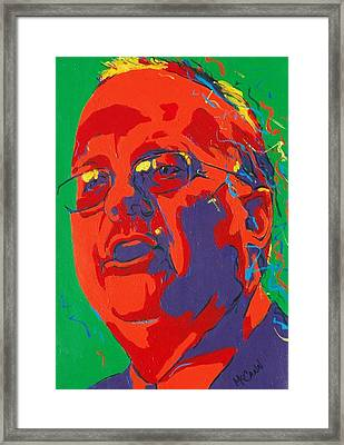 Rove Framed Print by Dennis McCann
