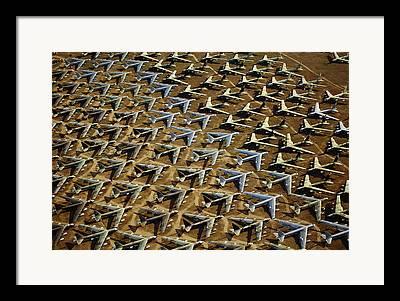 Airfield Framed Prints