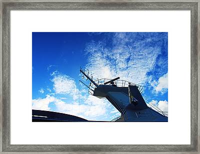Royal Caribbean Cruise Framed Print by Infinite Pixels