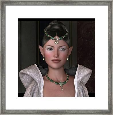 Royal Framed Print