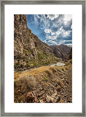 Royal Gorge 4 Framed Print