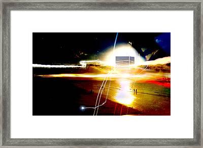 Royal Lament Framed Print by Breaking Art