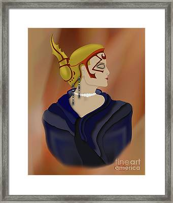Royalty Framed Print by Linda Seacord