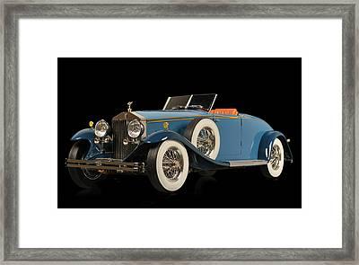 Royce Phantom II Framed Print