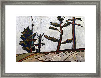Rrxing 450n 500s Framed Print by Charlie Spear