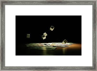 Rubicon Framed Print by Ivan Vukelic