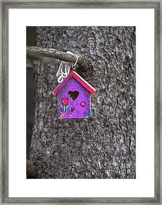 Framed Print featuring the photograph Rubicund.. by Nina Stavlund