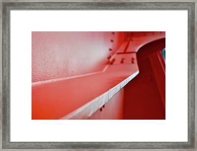 Rubies IIi Framed Print