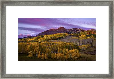 Ruby And Owen Framed Print