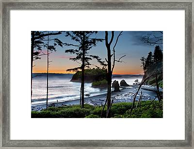 Ruby Beach #2 Framed Print