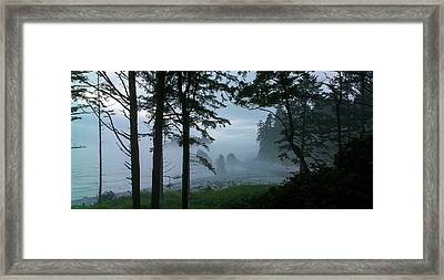Ruby Beach II Washington State Framed Print