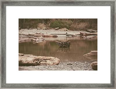 Ruby Beach No. 11 Framed Print