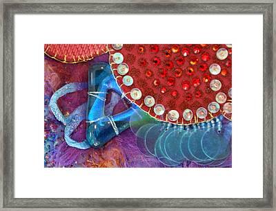 Ruby Slippers 4 Framed Print