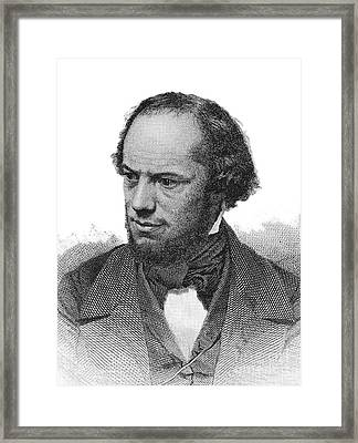 Rufus Wilmot Griswold Framed Print