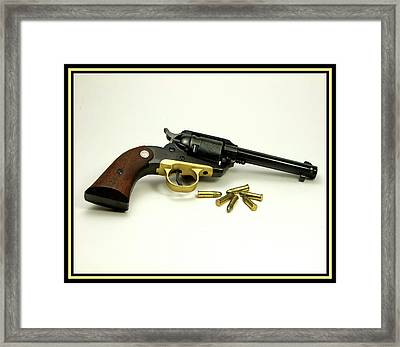Ruger Bearcat Framed Print by Ron Roberts