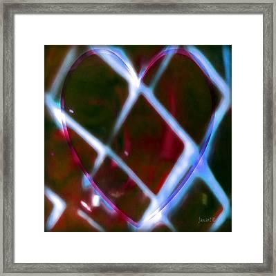 Ruined - Temporarily Framed Print by Fania Simon