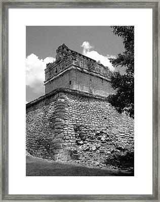 Ruins At Chichen Itza 2 Framed Print