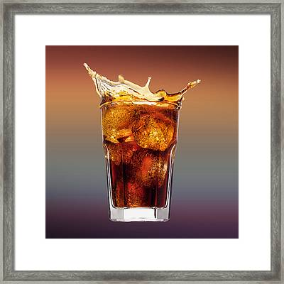Rum And Coca Cola Framed Print by Movie Poster Prints