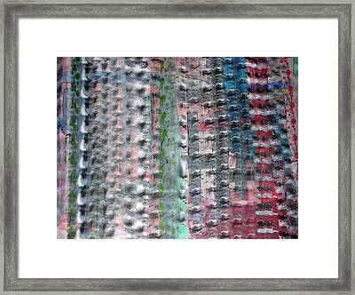 Running Water Framed Print by Russell Simmons
