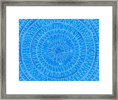 Ruotablu Framed Print by Dave Migliore