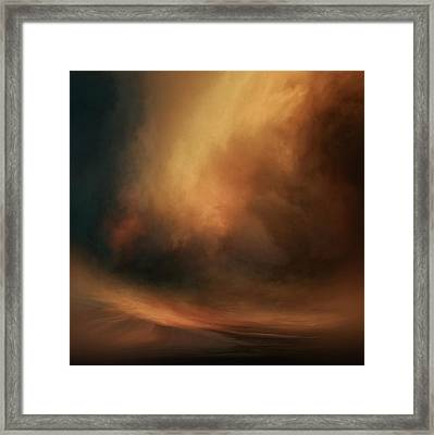 Rupture Framed Print by Lonnie Christopher