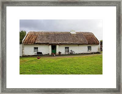 Rural Life In Ireland Framed Print by Pierre Leclerc Photography