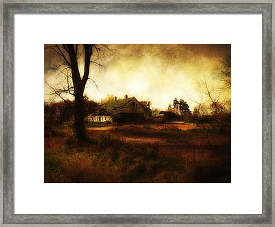 Rural Minnesota Framed Print