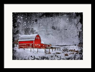 Counry Framed Prints