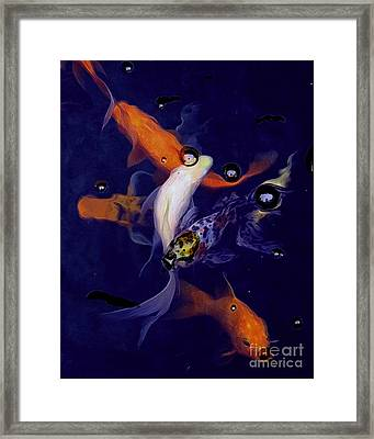 Rush Hour Framed Print by Dale   Ford