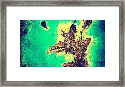 Rust 2  Framed Print