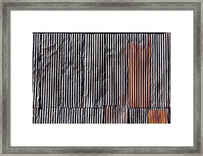 Rust Framed Print by Kelley King