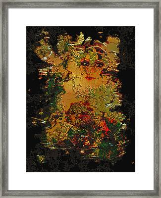 Rust Framed Print by Patricia Motley