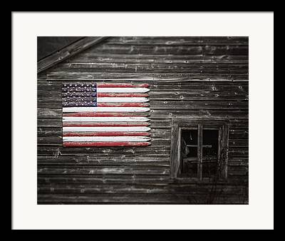 Americana Photographs Framed Prints