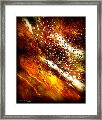 Rustic Framed Print by Dreamlight  Creations