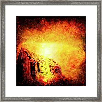 Rustic Memories Framed Print by Ractapopulous