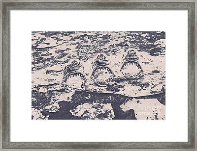 Rustic Nautical Artwork Framed Print by Jorgo Photography - Wall Art Gallery