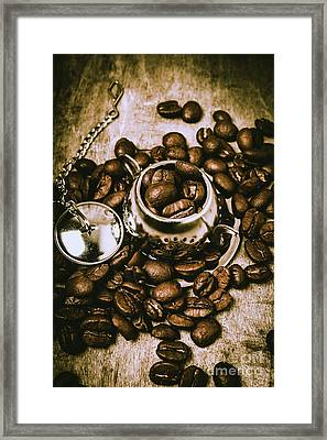 Rustic Teapot Art Framed Print by Jorgo Photography - Wall Art Gallery