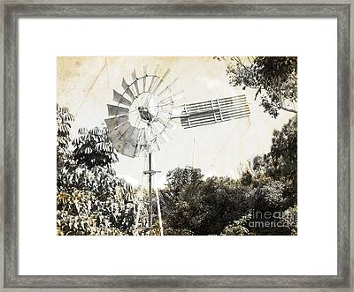 Rustic Weathervane Framed Print by Jorgo Photography - Wall Art Gallery