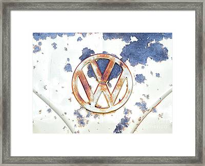 Rustorating Framed Print