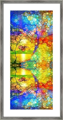 Rusty Daydreams Framed Print