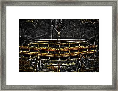 Rusty Framed Print by Jerry Golab
