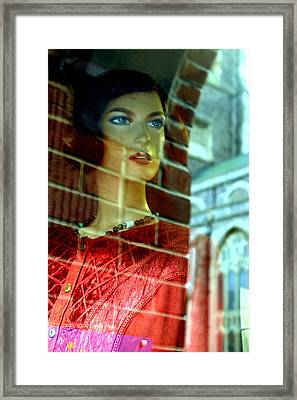 Ruth Framed Print by Jez C Self