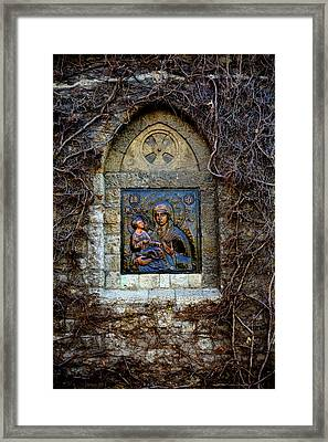 ruzica Church Belgrade Framed Print by Stelios Kleanthous