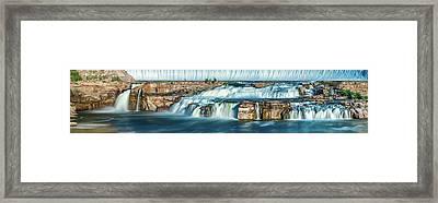 Ryan Dam Time Lapse Framed Print