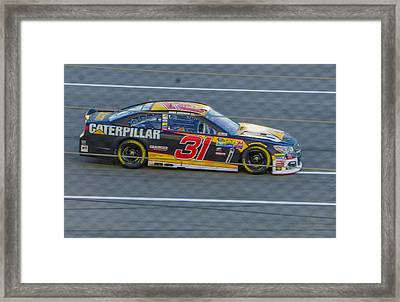 Ryan Newman Framed Print
