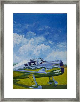 Ryan Scw Framed Print by Ron Smothers