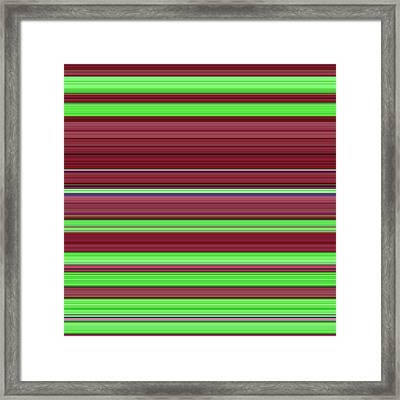 S A T - Tape Framed Print