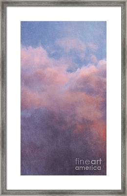 Summer Solstice Night Sky 3 Framed Print