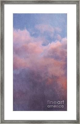 Summer Solstice Night Sky 3 Framed Print